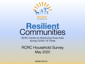 RCRC Centre for Monitoring Rural India during COVID-19 Times